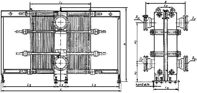 Кожухотрубный испаритель Alfa Laval DET 240 Артём Подогреватель высокого давления ПВД-850-23-1,5 Хабаровск