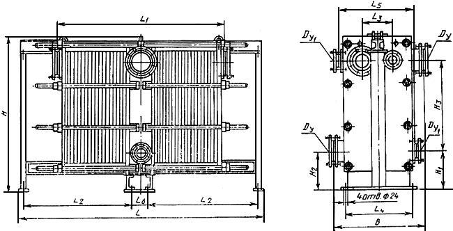 Кожухотрубный испаритель Alfa Laval DET 265 Артём пластинчатый теплообменник nt 150