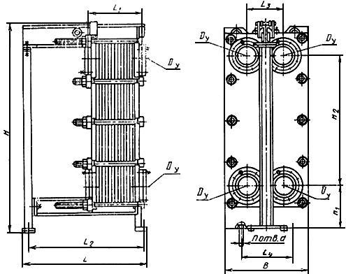 Пластичный теплообменник чертеж теплообменник пластинчатый в г.волгограде