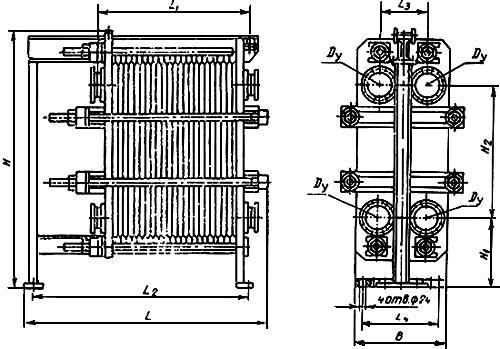 Пластинчатый теплообменник для системы n1 цена аквааэробика в нижнем новгороде теплообменник цены